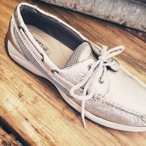 New! Sperry Gold Top Sider